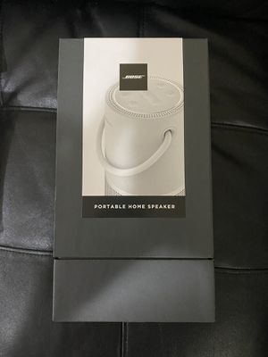 Bose Portable Home Speaker for Sale in Queens, NY