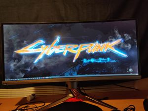 Asus ROG SWIFT PG348Q 34 inch Curved G-Sync Monitor for Sale in Las Vegas, NV