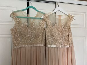Beautiful dresses from wedding . Size medium and small . Asking $50 each for Sale in Rancho Cucamonga, CA