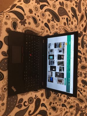 Lenovo Thinkpad P50 workstation for Sale in McLean, VA