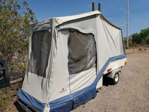 Motorcycle camping trailer. for Sale in Apache Junction, AZ