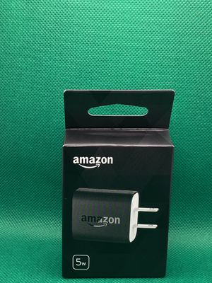 4.7 out of 5 stars 12,157 Reviews Amazon 5W USB Official OEM Charger and Power Adapter for Fire Tablets and Kindle eReaders - Black for Sale in Framingham, MA