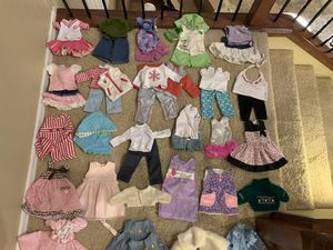 American Girl doll clothes / outfits for Sale in Gilbert, AZ