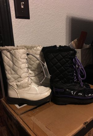 Snow boots for kids for Sale in Colorado Springs, CO
