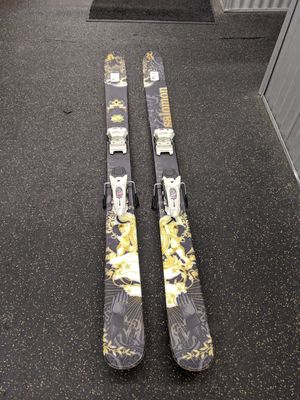 Salomon Czar 166cm Downhill Ski with Marker Griffon Binding for Sale in Northbrook, IL
