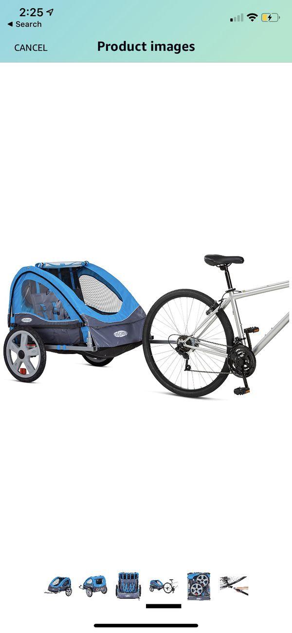 Instep bike trailer 2 seats