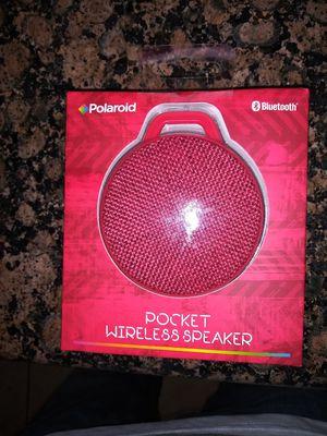 Polaroid bluetooth speaker for Sale in Fresno, CA