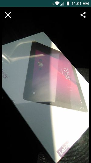 New Lenovo M10 Quad Tablet and case. Brand New $190 at Best buy. Free case $150 FIRM for Sale in Raleigh, NC