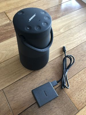 Bose SoundLink Revolve+ Wireless Bluetooth Speaker for Sale in Daly City, CA