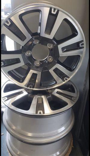"(4) 20"" Toyota Tundra Wheels 2009-2019 for Sale in MENDON, IL"