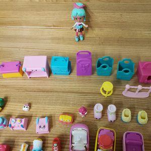 Shopkins Little Figure's for Sale in Hayward, CA