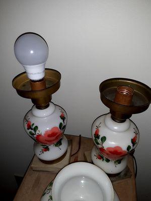 Vintage Porcelain Lamps for Sale in White Hall, WV