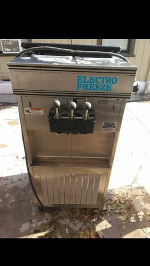 Electro freeze ice cream maker for sale for Sale in Antioch, CA