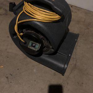 Floor Fan Used. for Sale in Ontario, CA