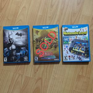 Wii U Games for Sale in Mount Prospect, IL
