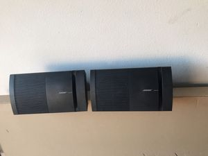 Bose Model 100 Speakers for Sale in Irvine, CA