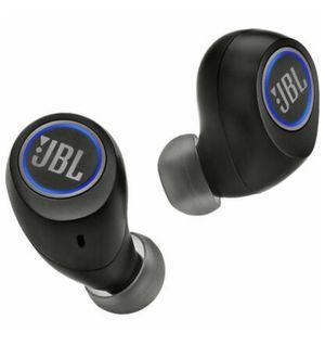 JBL Free Truly Wireless in-Ear Headphones (Black) for Sale in Courtland, VA