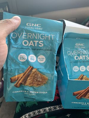 Overnight oats for Sale in Concord, CA