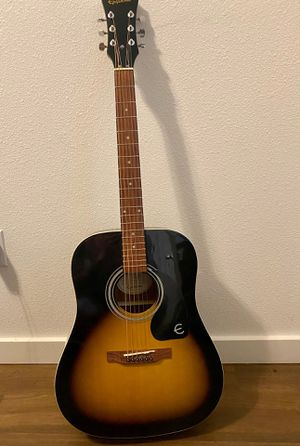 Epiphone Acoustic Guitar for Sale in Olympia, WA