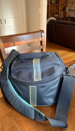 Ambico Medium Camcorder Bag V-6508 for Sale in Bethany, CT