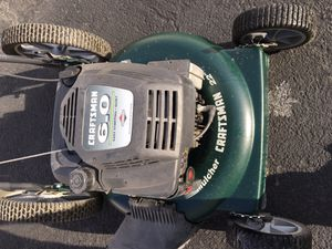 Craftsman lawn mower for Sale in West Valley City, UT