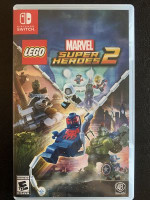 Nintendo Switch LEGO Marvel Super Heroes 2 for Sale in National City, CA