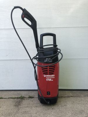 Husky Power Washer 1750 psi for Sale in St. Louis, MO