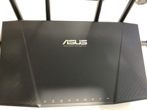 ASUS AC3200 Tri-band Gigabit Router for Sale in Puyallup, WA