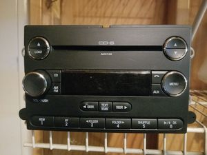 Like new ford edge 6 disc car stereo for Sale in Baltimore, MD