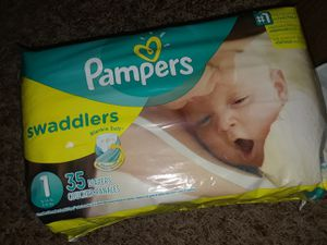 Pampers for Sale in Lacey, WA