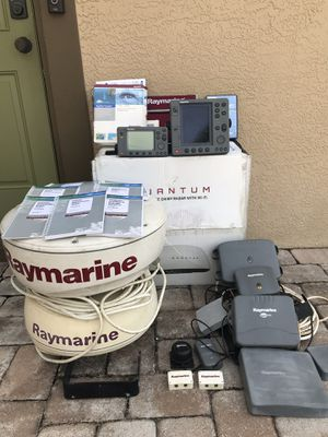 Ratymarine Satellite system for Sale in St. Petersburg, FL