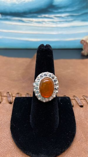 STERLING SILVER STONE RING for Sale in Oakland, CA