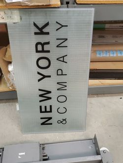 NY&CO Signage for Sale in Lilburn,  GA