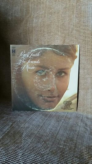"Percy Faith ""The Sounds Of Music."" Vinyl record is VG+ condition. Cover has some ware on front. for Sale in San Diego, CA"
