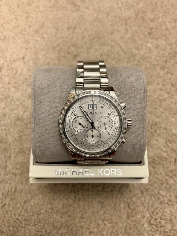 Michael Kors Automatic Chronograph Watch