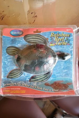 Rainbow Reef Turtle for Sale in St. Petersburg, FL