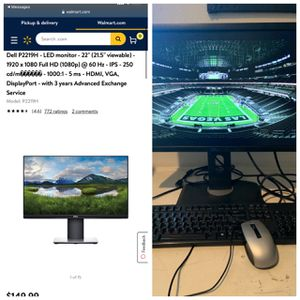 "Monitor 22"" for Sale in Moreno Valley, CA"