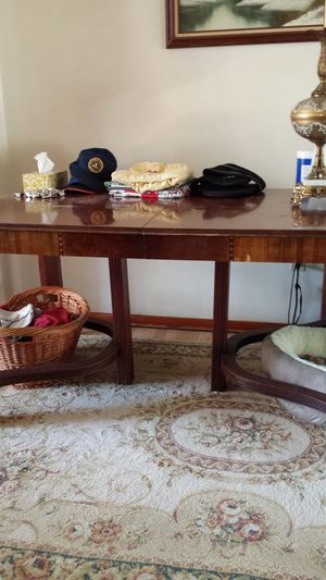 Antique set of waterfall furniture for sale for Sale in Washington, PA