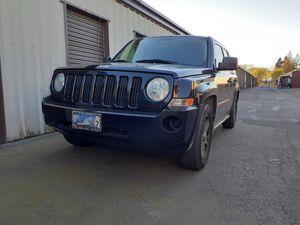 Jeep patriot, jeep for Sale in Santa Rosa, CA