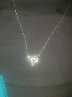 Tiffany n co Dimond necklace for Sale in Brooklyn, NY