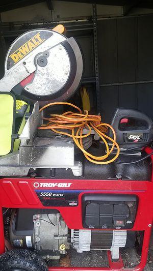 Generator bundle!!!!!!! for Sale in Avon-by-the-Sea, NJ