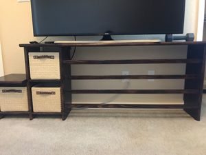 Handmade tv stand for Sale in Pensacola, FL