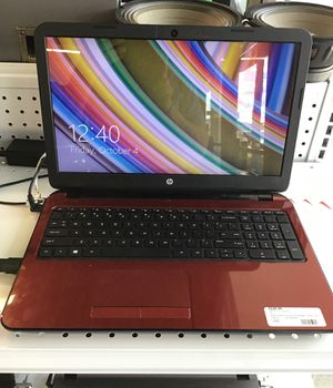HP Notebook for Sale in Port Richey, FL