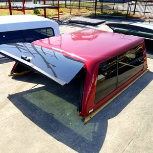 Used ARE Z Series Camper Shell for Sale in San Antonio, TX