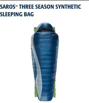 Saros MSR 3season sleeping bag *Brand new for Sale in Lake Stevens, WA