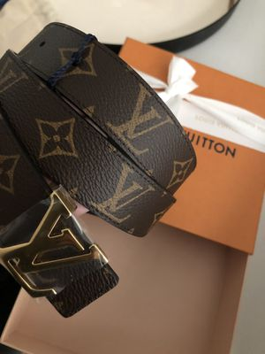 100% AUTHENTIC LOUIS VUITTON REVERSIBLE BELT • SIZE 90 for Sale in Montclair, CA