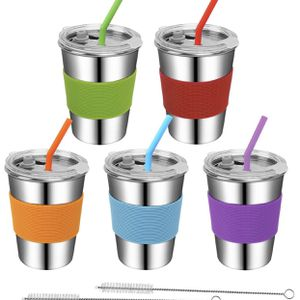 Stainless Steel Cups (Set of 6) for Sale in Queens, NY