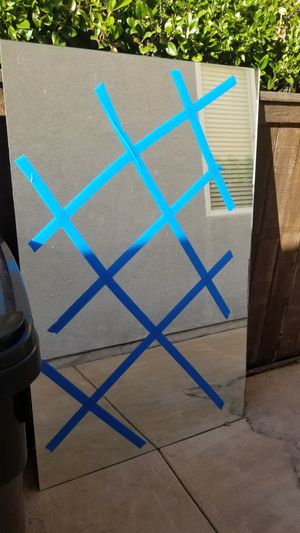 Free mirror. 66x42 for Sale in San Diego, CA