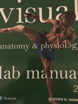 Visual Anatomy & Physiology Lab Manual, Main Version (2nd Edition) for Sale in Cleveland,  OH
