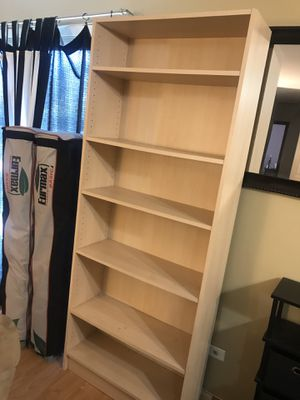 Two Bookshelves Must pick up ASAP! for Sale in Oak Lawn, IL
